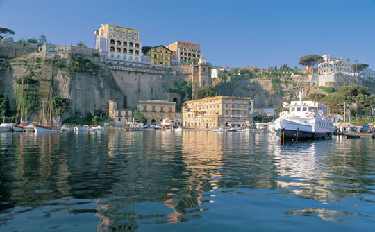 Sorrento | Beautiful, posh and rich in history…