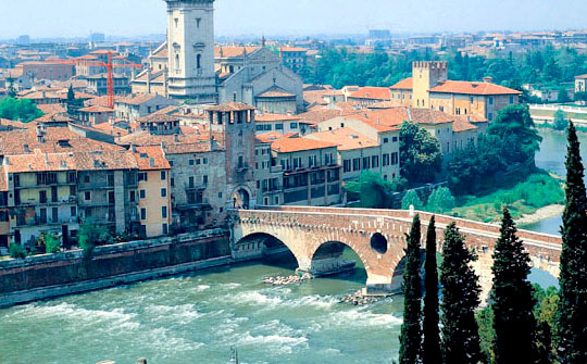 Verona | Romeo and Juliet fell in love here!